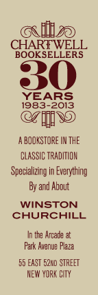Chartwell Booksellers - 30 Years