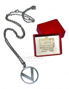 Winston Churchill Pendant